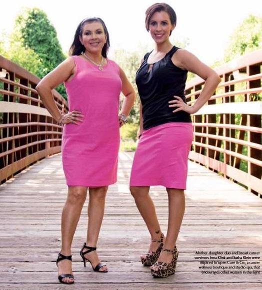 Sugar Land Magazine - Cure & Co. Cancer Boutique