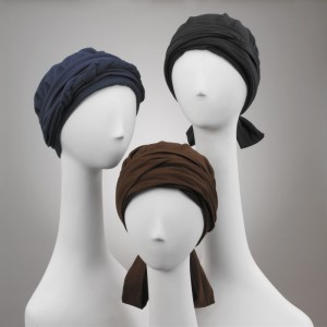 just in time head wrap