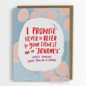 card journey